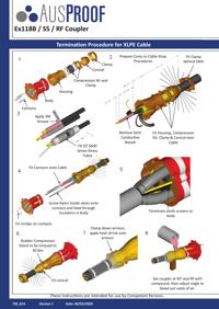 Ex Flameproof Range Termination Procedures